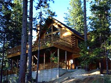 Yosemite national park vacation cabin rental yosemite s for Yosemite national park cabin rentals